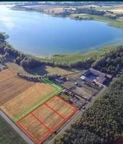 dom gospodarstwo agroturystyka siedlisko grunty nad jeziorem Kaliszany