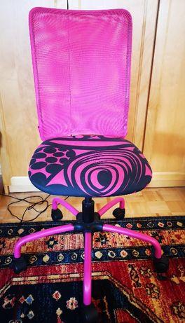 krzesło obrotowe ikea dziecięce