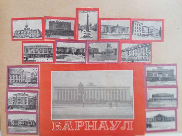 Этикетки спичечных коробок СССР 1958- 1971 г.