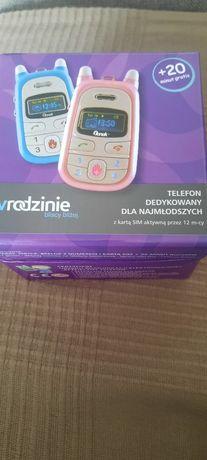 Sprzedam telefon dla najmłodszych