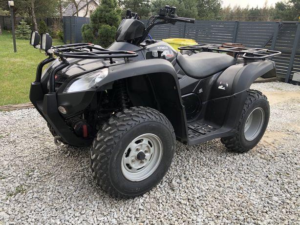 Quad Kymco MXU 500 (4x4 )