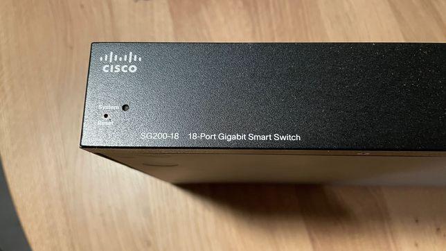 Switch Cisco SG200-18