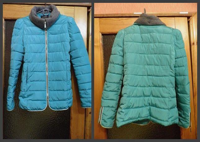 Демисезонная куртка, теплая, состояние 5+