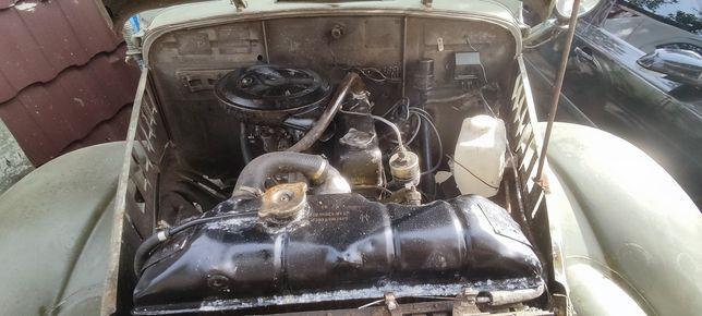 Продам автомобиль ГАЗ 69А