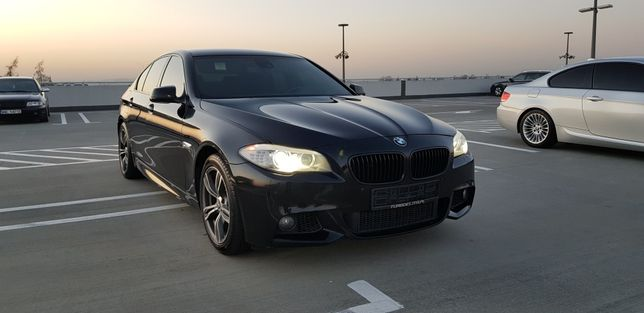 BMW 5 F10 M pakiet 520