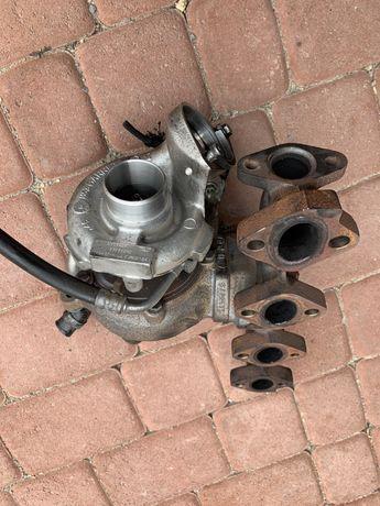 Турбіна Garrett GT1749V