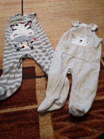 Ubranka dla chłopca w rozmiarach od 62 do 68