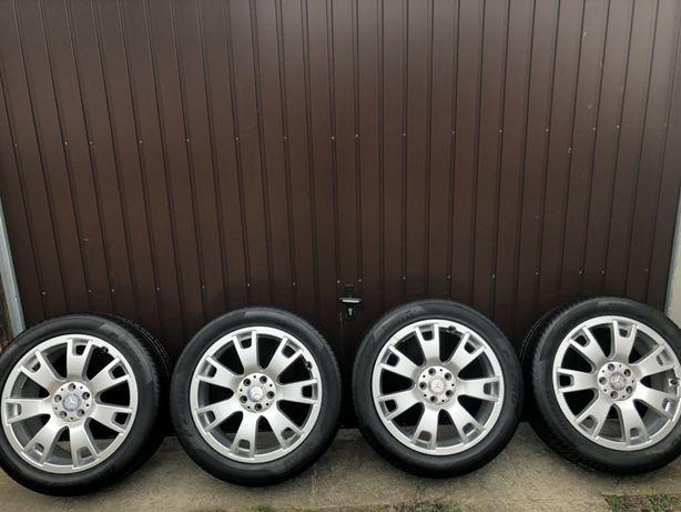 Oryginalne Felgi Mercedes + opony Pirelli 19cali