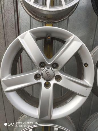 Felgi Audi 5x112 r17 A4 A6 A8 A3 TT Q3 Q5 Q7 skoda octavia seat leon