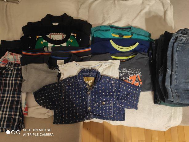 Zestaw ubrań dla chłopca