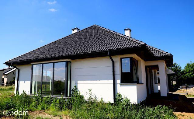 Piękny NOWY dom w Chotomowie w spokojnej okolicy !