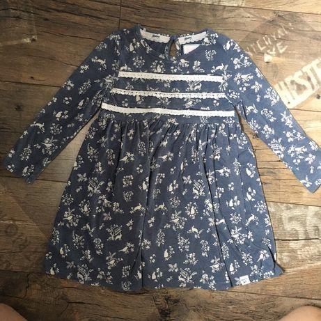 sukienka z koronka rozmiar 110 4 lata