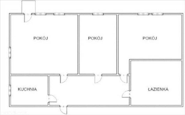 3 pokojowe mieszkanie na Sielcach-Czerniaków. Sprzedam bezpośrednio!