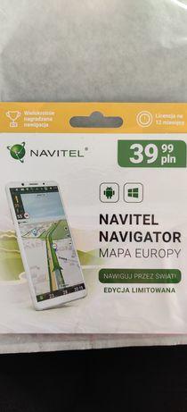 Nawigacja Navitel dla urządzeń mobilnych