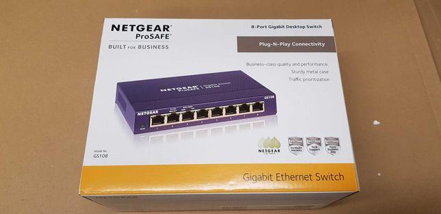 Switch Netgear prosafe gs108