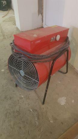 Обігрівач промисловий електричний (теплова гармата)