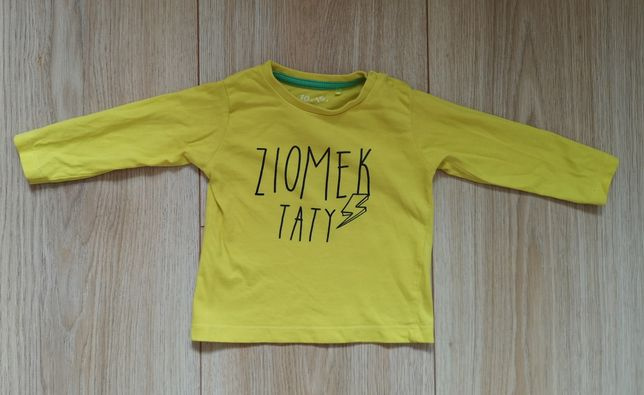Bluzka dla niemowlaka firmy 5.10.15 r. 68