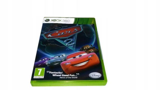 Disney Auta Cars 2 Xbox 360 Xbox One