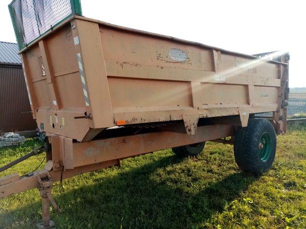 Rozrzutnik 9 ton