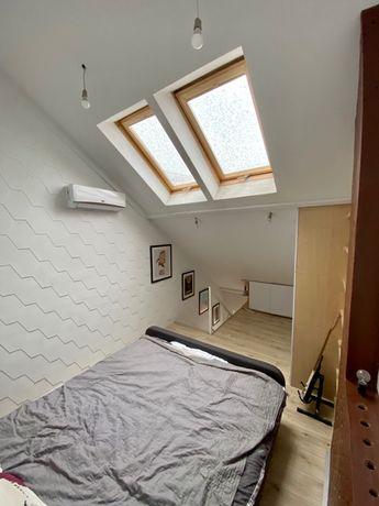 Квартира студия с дизайнерским ремонтом в долгосрочную аренду