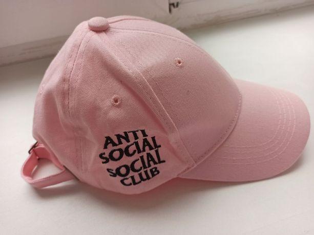 Кепка anti social social club