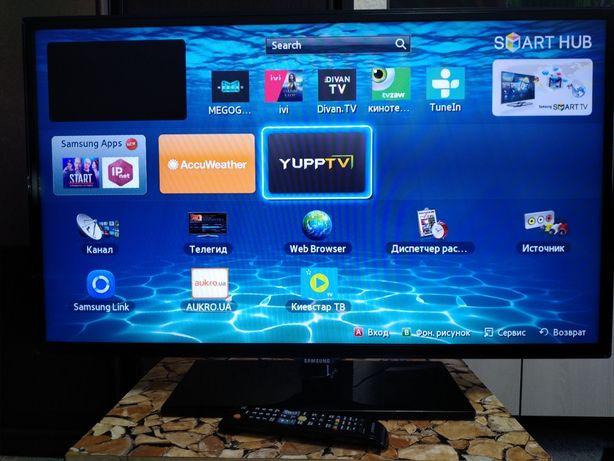 Телевизор SAMSUNG 40 дюймов.Smart tv.Wi-Fi