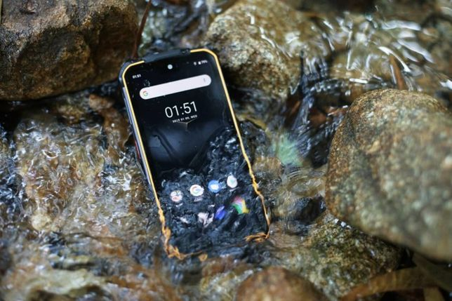 DOOGEE S68 Pro 6/128GB IP68/69K 6300mAh Rugged NFC