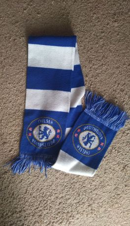 Шарф футбольный клуб Челси Лондон Chelsea London