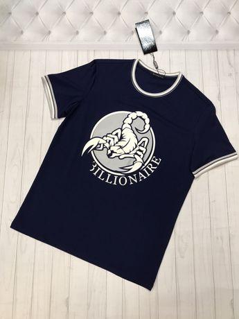 Мужская футболка Billionaire
