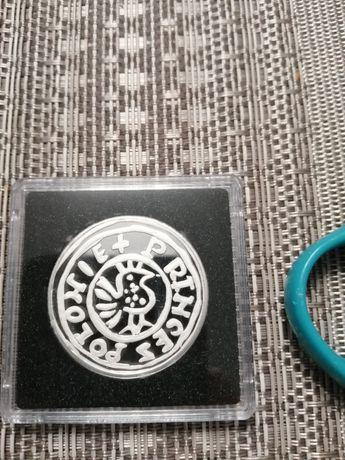 Moneta Denar Bolesława Chrobrego