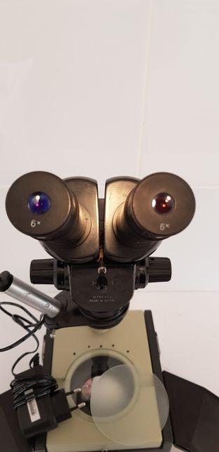 MBC-1 Mikroskop techniczny stereoskopowy