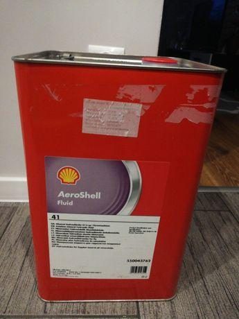 Olej Shell Aeroshell fluid 41 20litrow mineralny płyn hydrauliczny