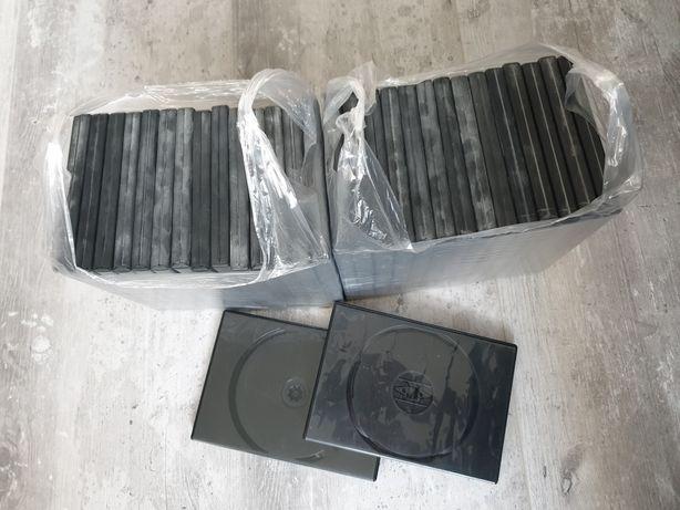 Opakowania - Pudełka DVD CD (30 sztuk)
