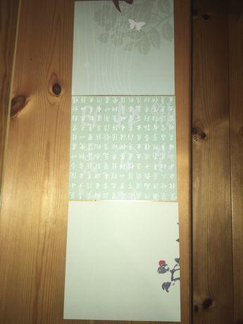 Papier do scrapbooking 15 x 15 cm