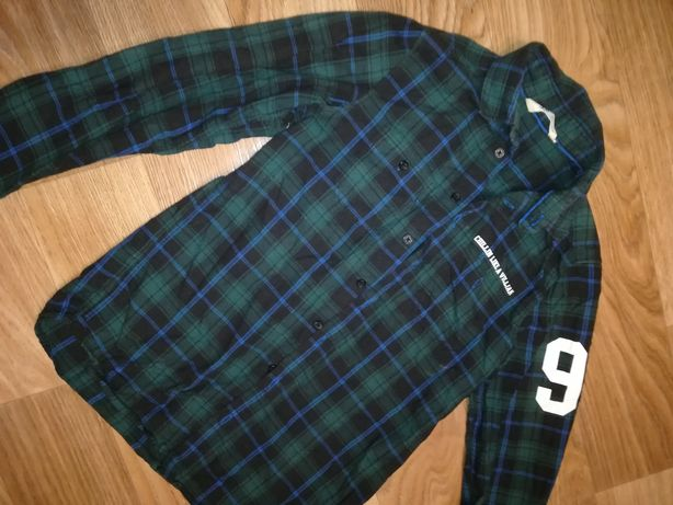 Тёплая рубашка H&M
