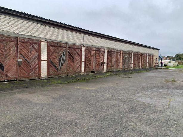"""Здам гаражі в с.Княгининок (біля Нового ринку,р-н ресторану """"Колобок"""")"""