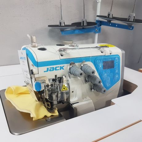 JACK C4 - Overlock 4 nitkowy  AUTOMAT /Juki/Siruba /Wysyłka GRATIS