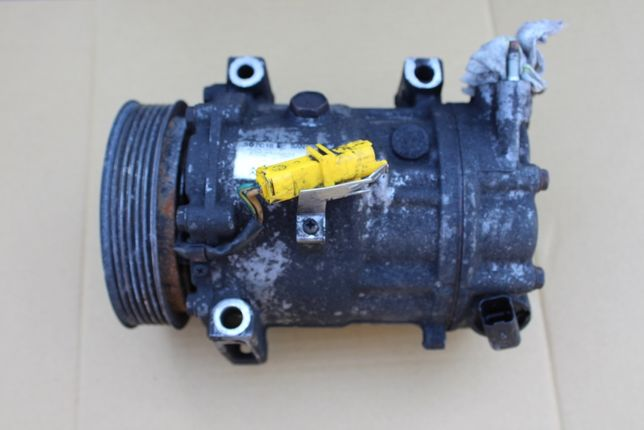 SPRĘŻARKA klimatyzacji PEUGEOT 307 2.0 SD7C16 Sanden