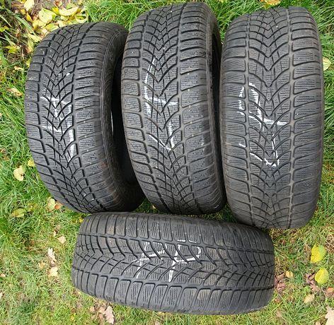 Dunlop Winter Sport 4D 205/55 R16 91H, 110 zł sztuka