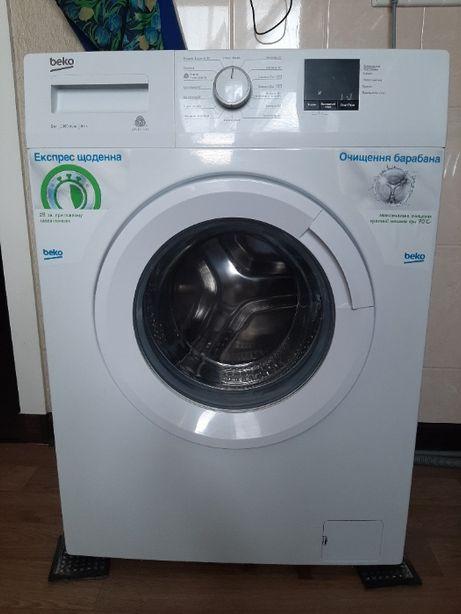 пральна машина беко 5411 - 40см та 5кг