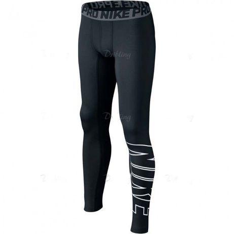 Компрессионные Лосины Nike PRO Warm Tight Combat Under Armour