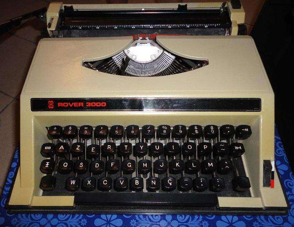 Maquina de escrever Manual Rover 3000