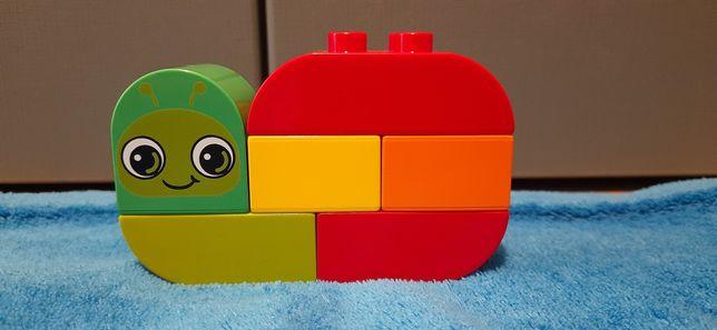 Lego duplo ślimak
