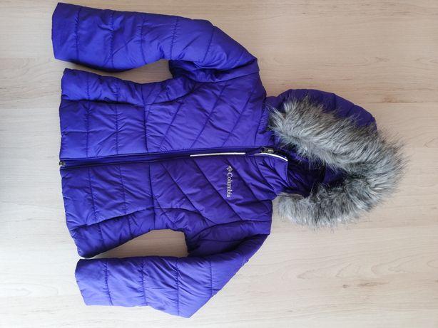 Sprzedam kurtkę dla dziewczynki rozmiar xxs 4-5 lat