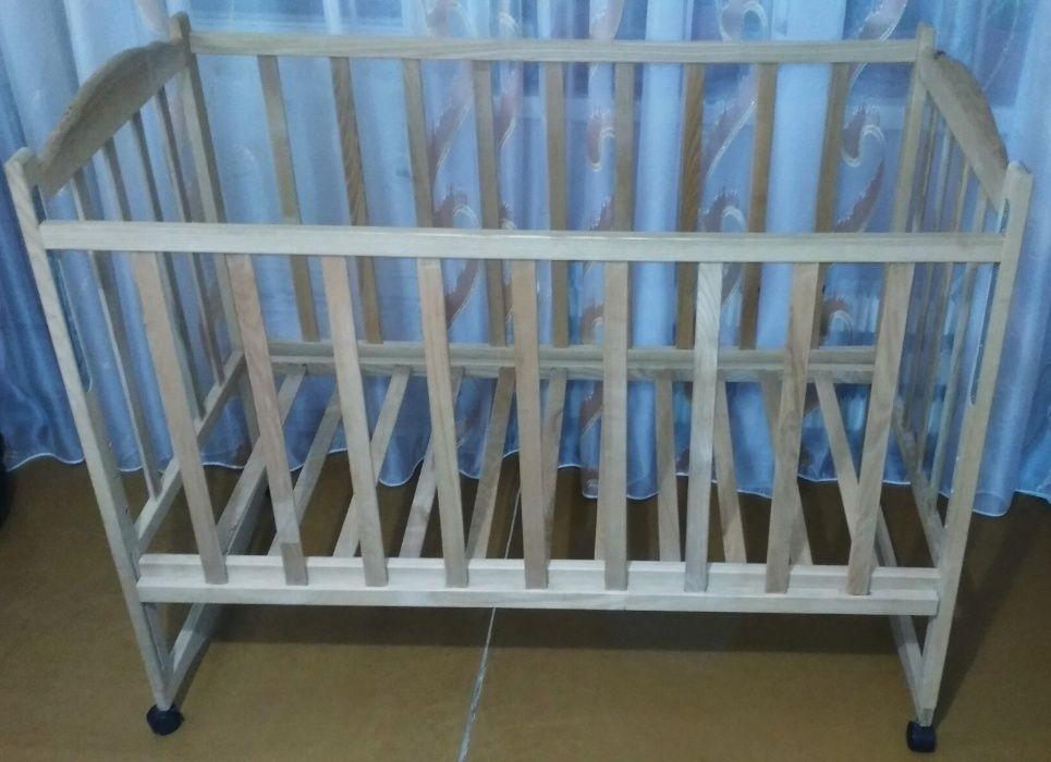 Детская кроватка с матрасом Харьков - изображение 1