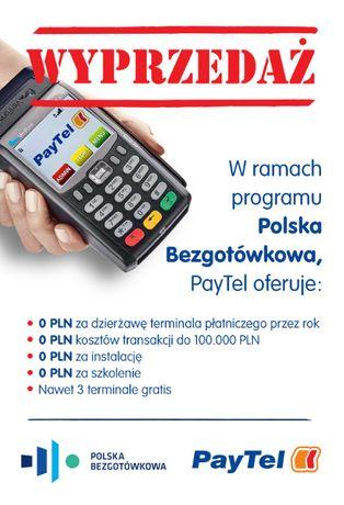 Terminale płatnicze za darmo Tuchola w programie Polska Bezgotówkowa