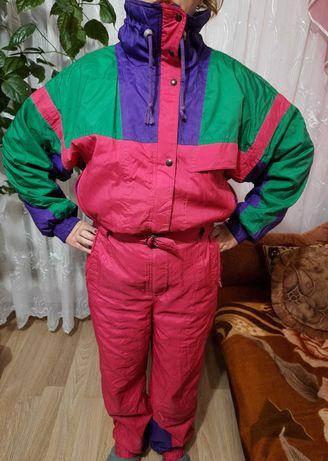 Лижний костюм комбінезон жіночий 48-50 розміру
