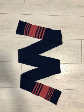 Теплый вязаный шарф для мальчиков/девочек