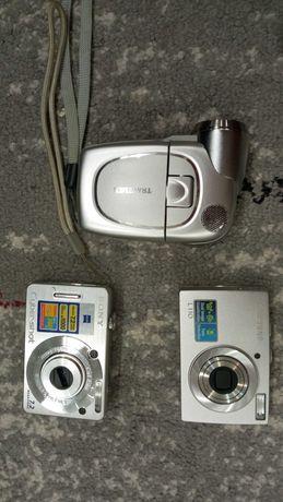 Цифровой фотоаппарат Sony Samsung