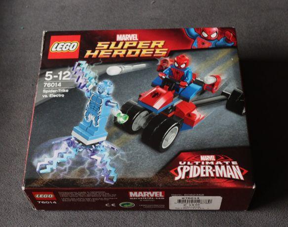 Lego 76014 Spiderman vs Electro Marvel Super Heroes - Komplet! inpost